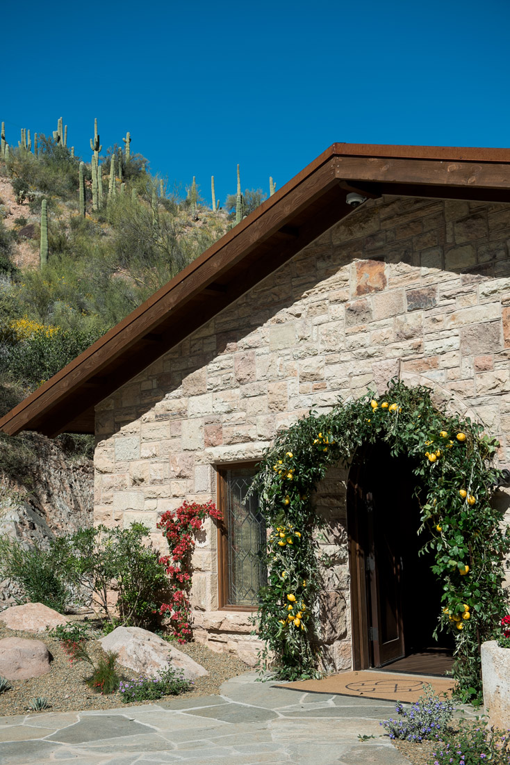 church at Castle Hot Springs