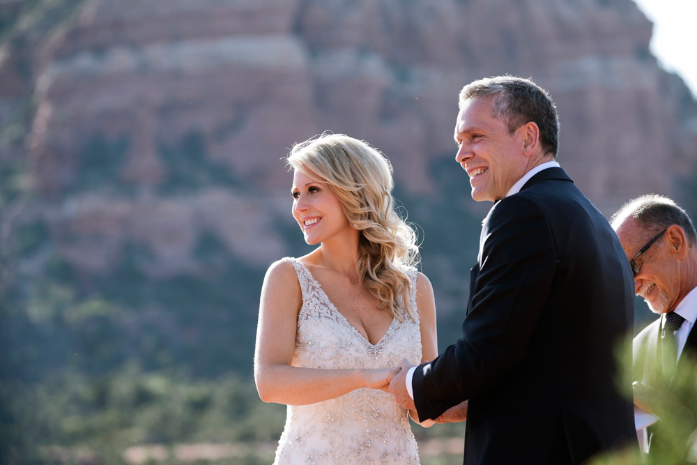 Enchantment Resort Wedding at the Red Rocks