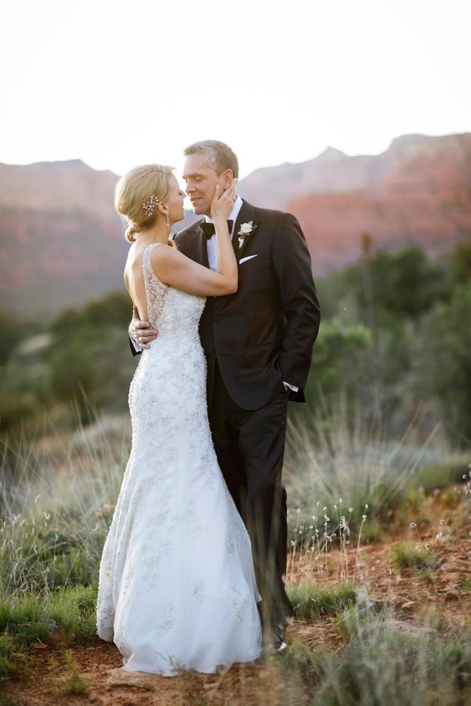 Spring Enchantment Resort Wedding With Red Rocks Ceremony Cameron Amp Kelly Studio