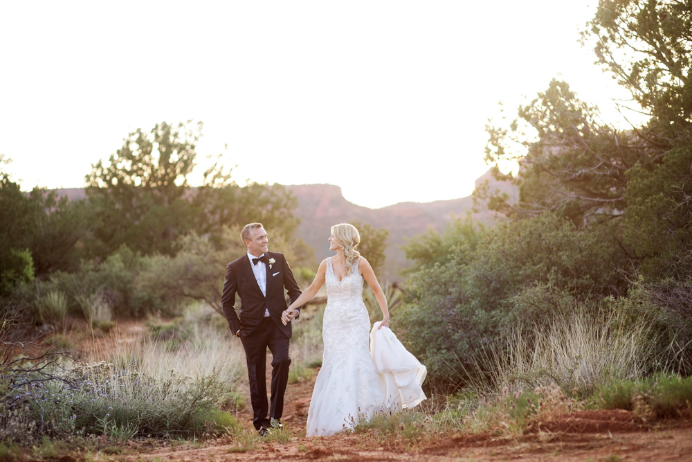 Spring Enchantment Resort Wedding