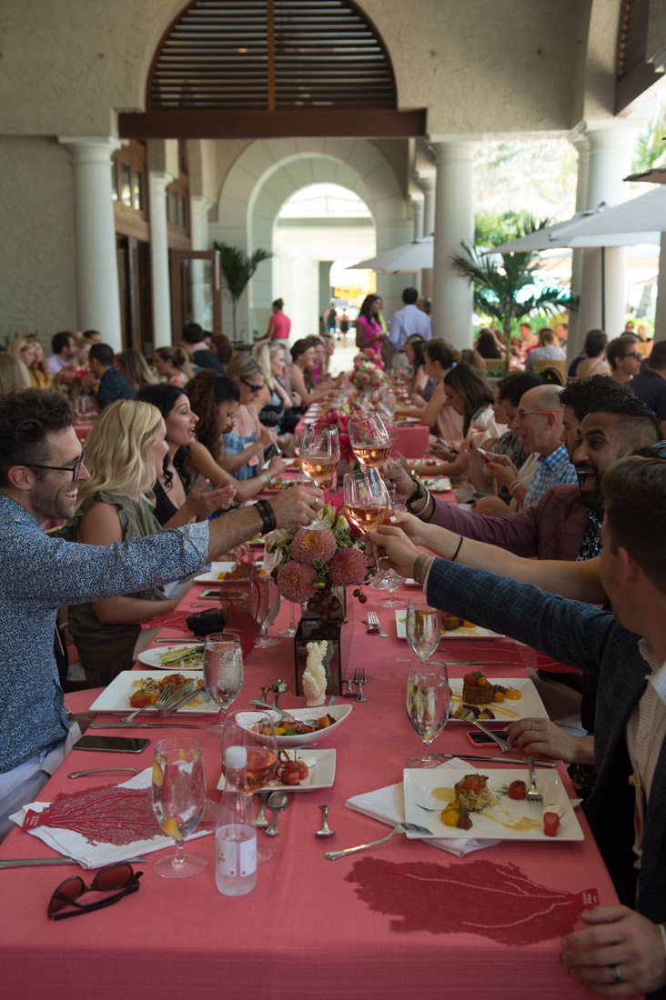 The Breakers Engage Luxury Wedding summit  Rose luncheon