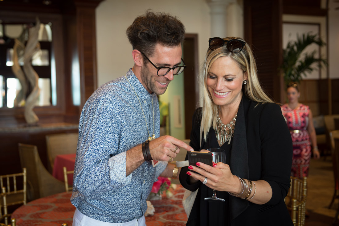 The Breakers Engage Luxury Wedding summit Braedon Flynn and Ceci Johnson at Engage