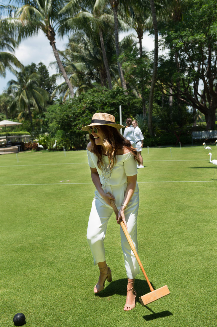 The Breakers Weddings Outdoor Croquet