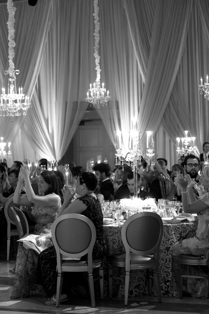 The Breakers Weddings Guests toasting