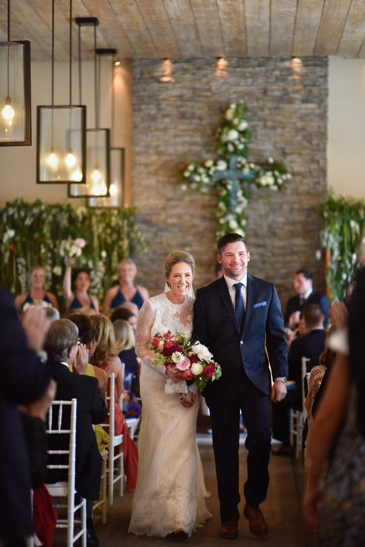 Four Seasons Santa Fe Wedding Couple by Cameron & Kelly Studio