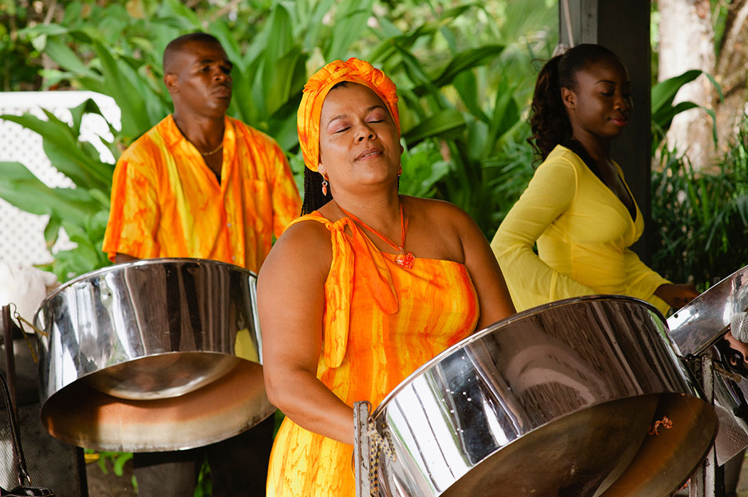 lyford cay welcome party steel drums entertainment