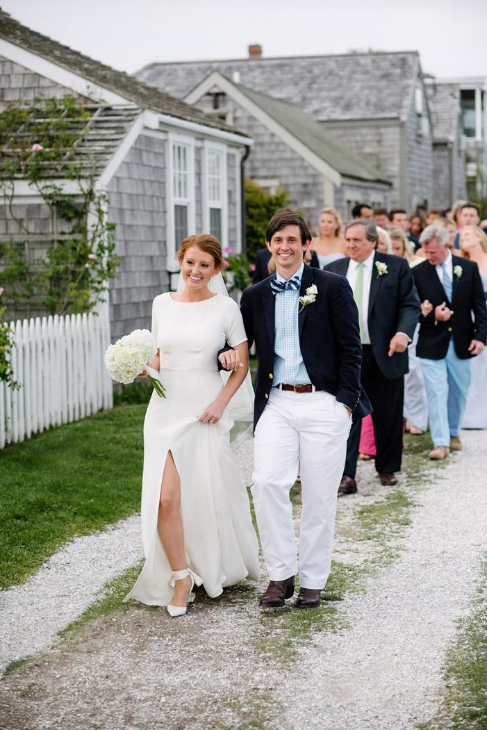 Classic Nantucket Wedding Cameron Clark Photography