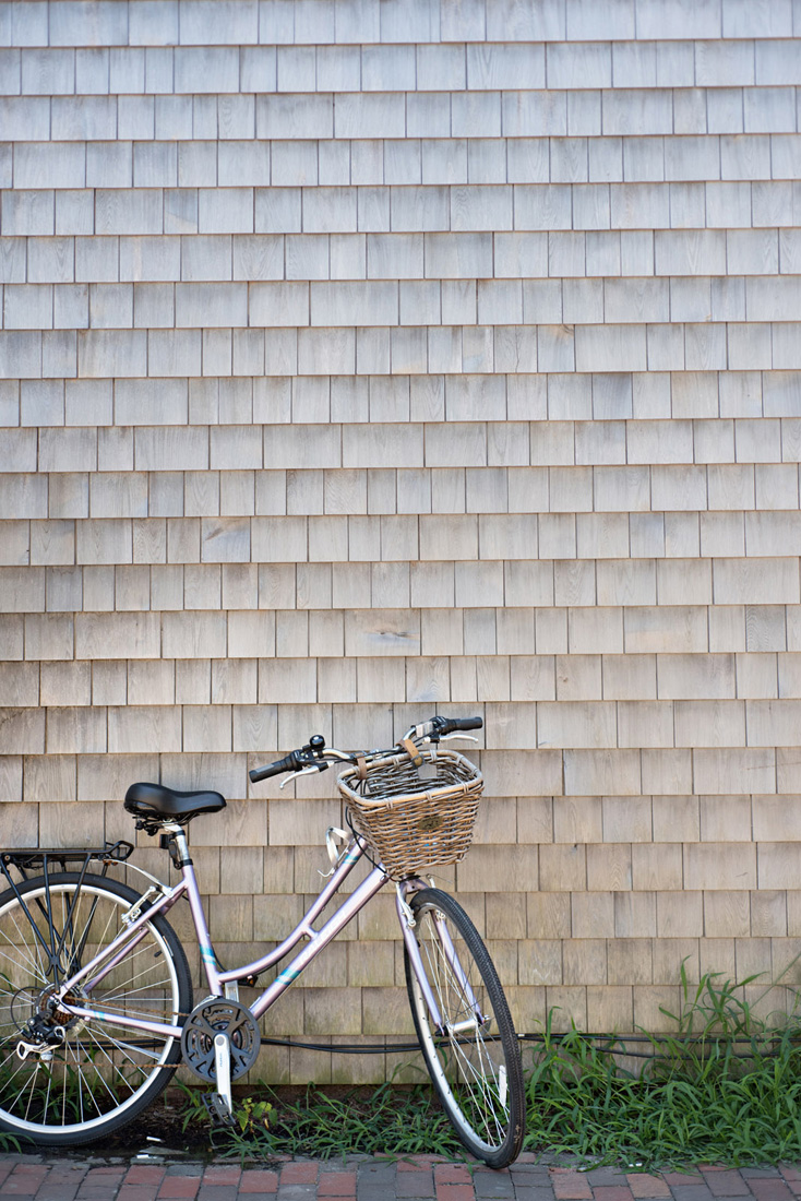 Nantucket commuter bicycle