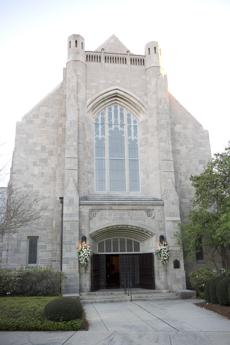 St Charles Avenue Presbyterian Church