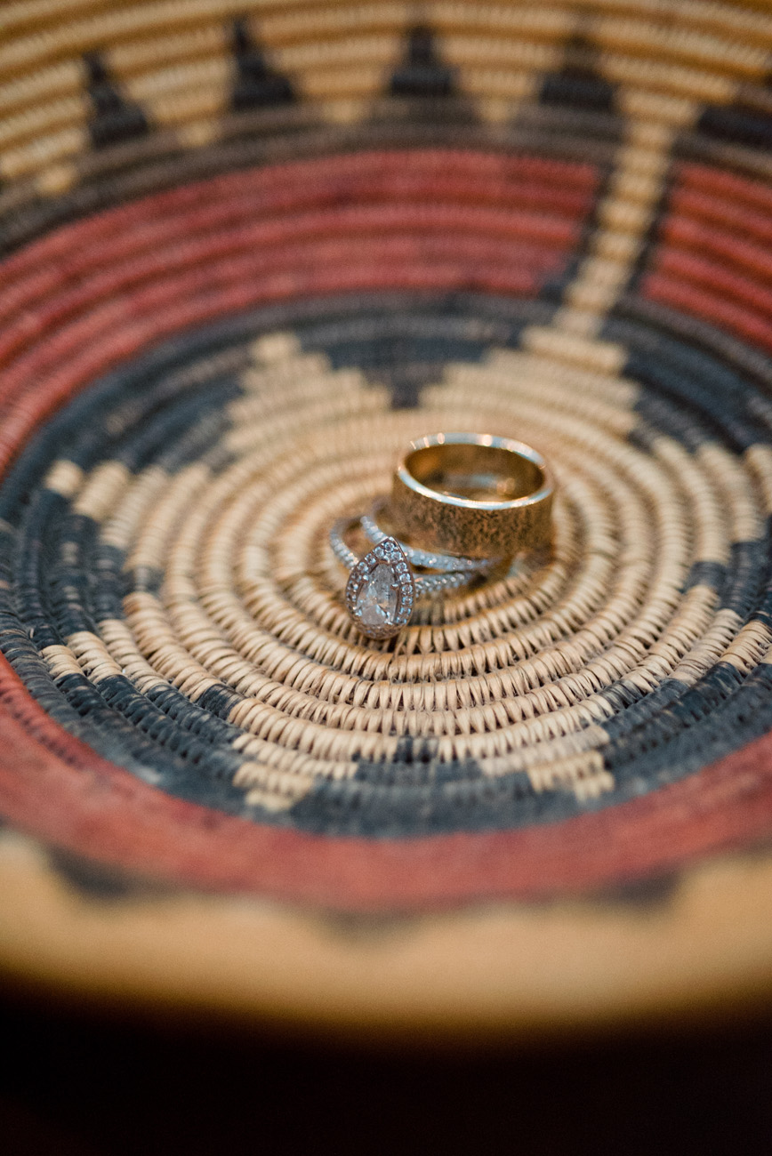 Seven Canyons Wedding Native American Ring