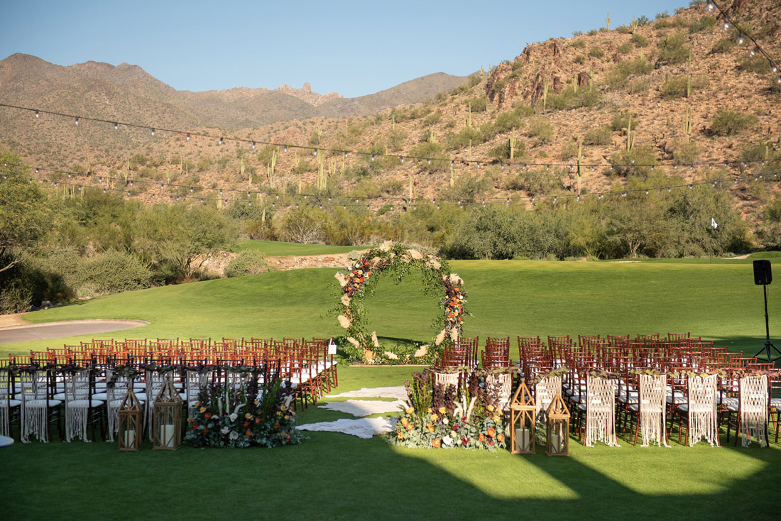 Silverleaf Club Wedding lawn