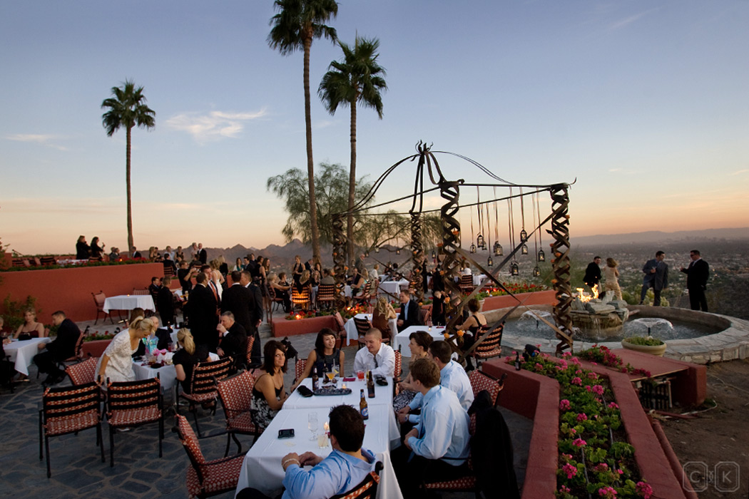 point of view restaurant patio Scottsdale