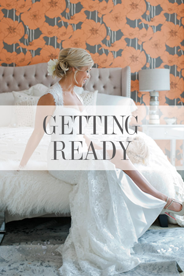 Where Should I Get Ready for my Wedding? SPOILER: Don't Book the Church Nursery.