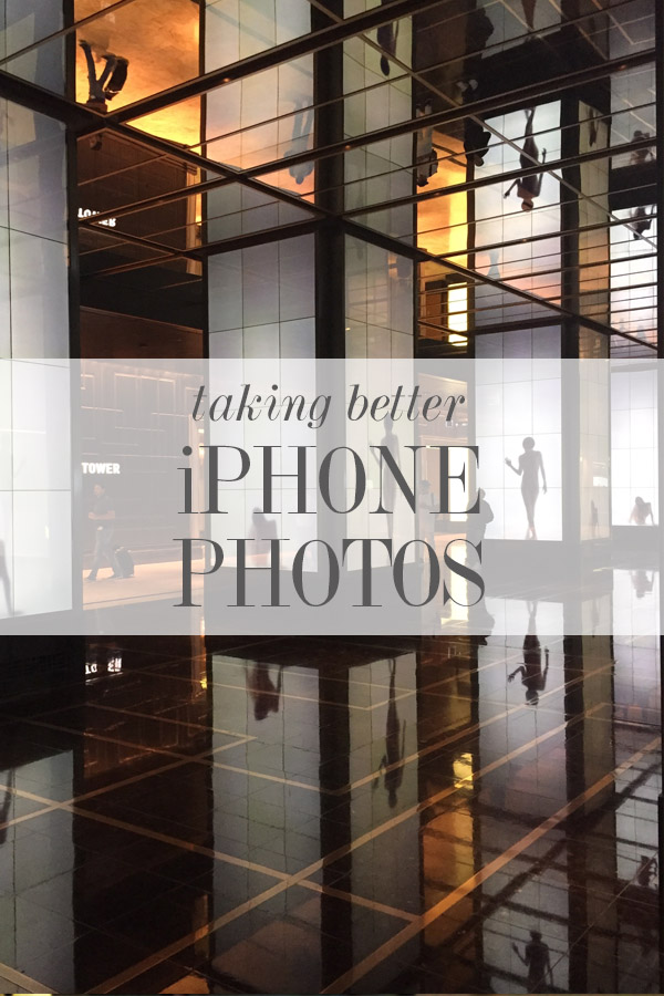 Taking Better iPhone Photos Part II - Cameron's Editing Secrets: Instagram like a Pro