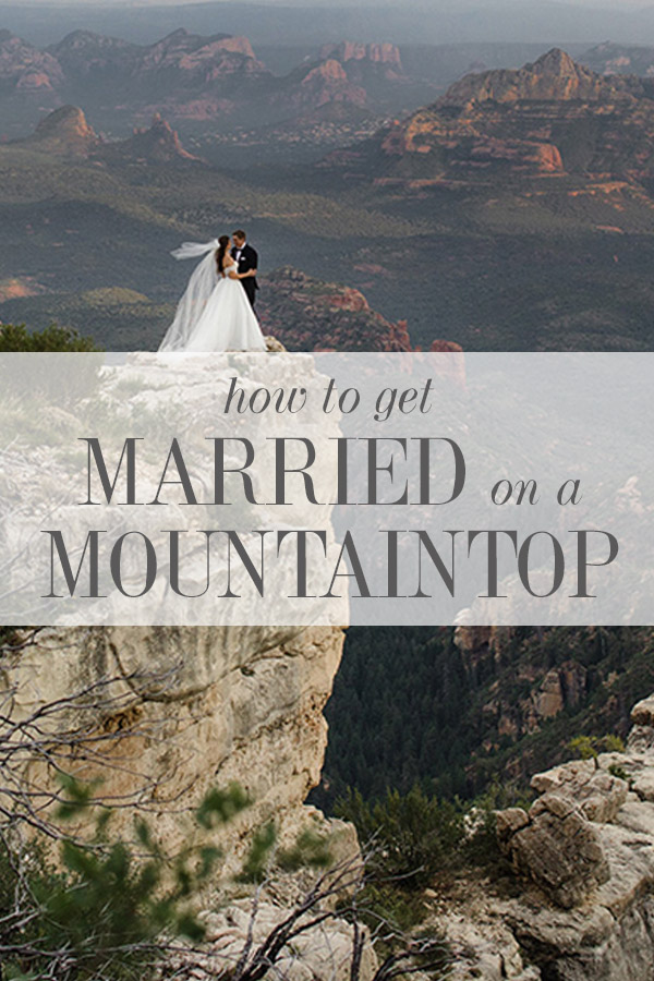 Don't Get Married on a Mountain at 2 p.m.