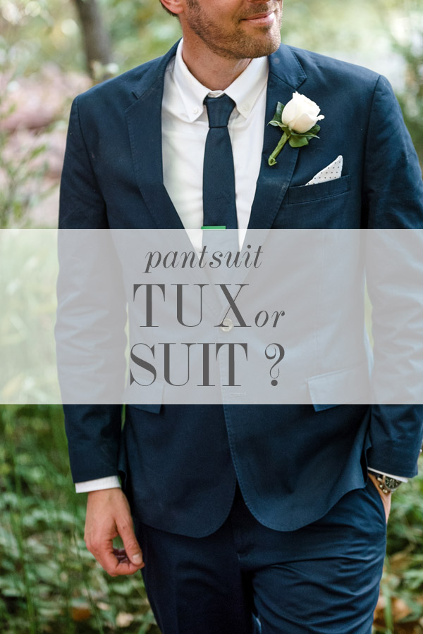 Evolution of suits & tuxedo style: a modern guide