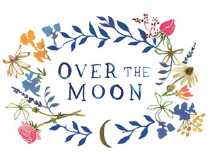 Over the Moon features Nantucket Wedding
